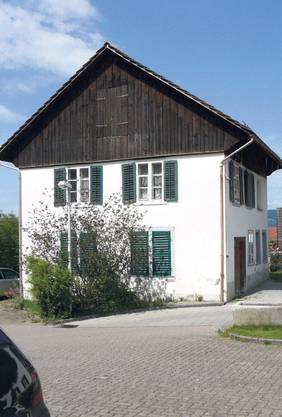 EFH in Bäretswil vor der baubiologischen Sanierung.
