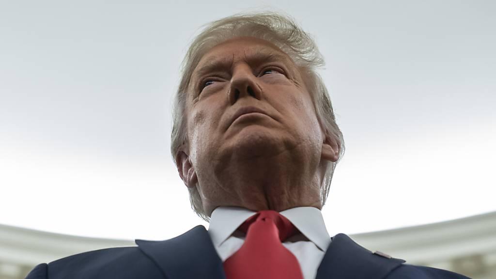 Trump will Stimmen «finden», fordert Ergebnis-Änderung in Georgia