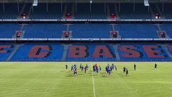 Die UEFA gibt grünes Licht für das Achtelfinal-Rückspiel der Europa League im St.-Jakob-Park