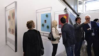 Die Liste 17, the young art fair in Basel. (Archiv)