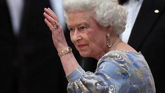 Die Königin hatte noch den Herzog von Cambridge übrig für den Prinzen