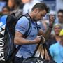 Abschied aus New York: Stan Wawrinka ist mit dem Erreichen des Viertelfinals grundsätzlich zufrieden, doch er will noch mehr