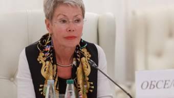 OSZE-Vermittlerin Heidi Tagliavini (Archiv)