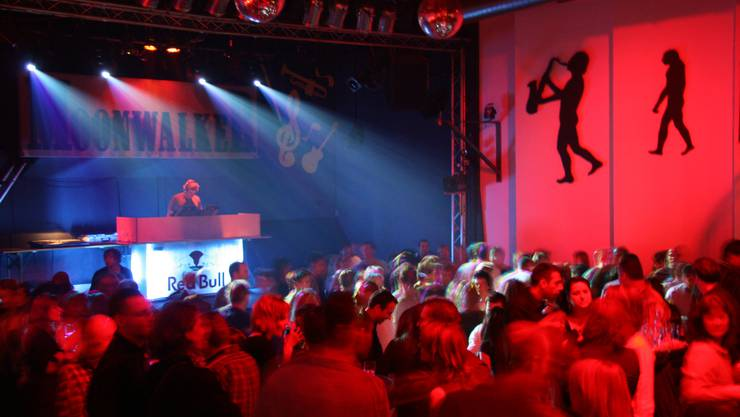 Der Moonwalker-Club in Aarburg schliesst seine Türen