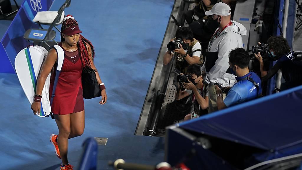 Biles als tragische Heldin, Osaka und Djokovic gehen leer aus