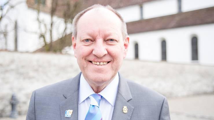 Roland Wunderli, CEO Badener Taxi