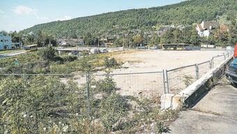 Die Brache des Kantons befindet sich an bester Verkehrslage.