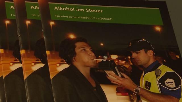 Jeder 3. fährt an Festtagen alkoholisiert Auto