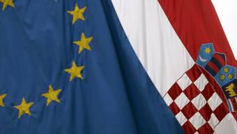 Kroatien soll noch vor Jahresende den Beitrittsvertrag mit der EU signieren (Symbolbild)