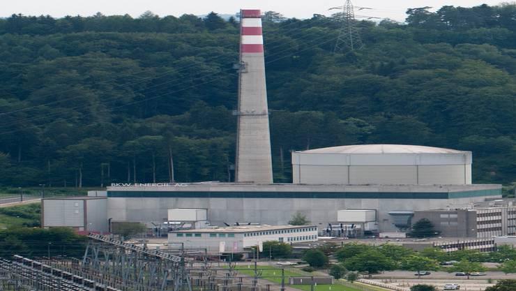 Das Atomkraftwerk Mühleberg. (key)