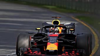 Bestzeit im ersten freien Training in Sakhir: Daniel Ricciardo