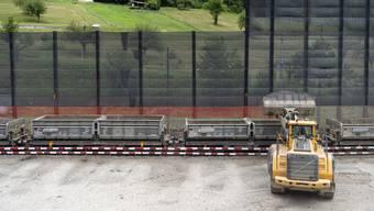 Bözbergtunnel: Vorzeigeprojekt wieder Willen