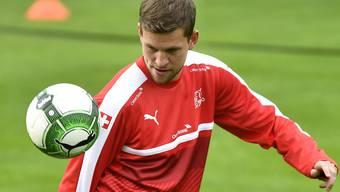 Fabian Frei kommt erstmals seit sechs Jahren in einem Pflichtspiel von Beginn weg zum Einsatz