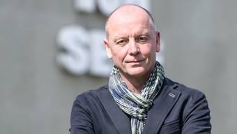 Thomas Pauli-Gabi, Leiter Abteilung Kultur des Kantons Aargau.
