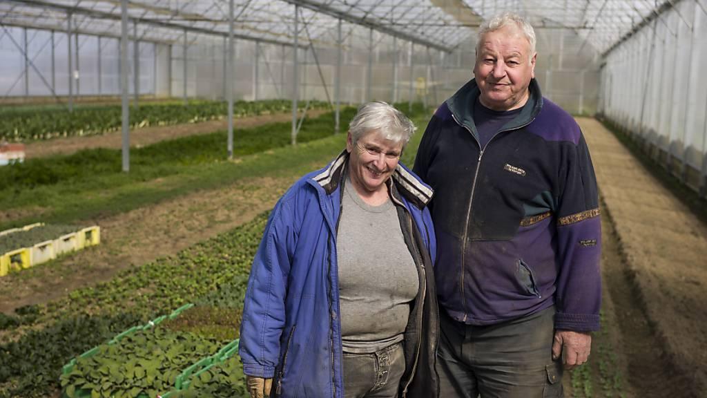 Kein «Märit» mehr: Städter holen sich ihr Gemüse auf dem Bauernhof