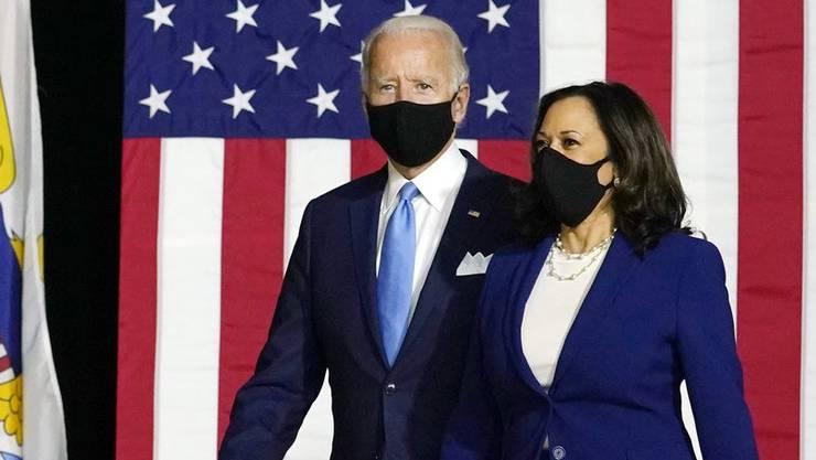 So soll die künftige US-Regierung unter Präsident Biden und Vizepräsidentin Harris aussehen. Die Nominationen müssen vom Senat bestätigt werden.