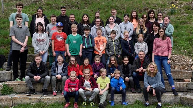Die Jugendmusik Aaregäu und die Beginnerband zeigen Gelerntes am Samstag in Fulenbach.