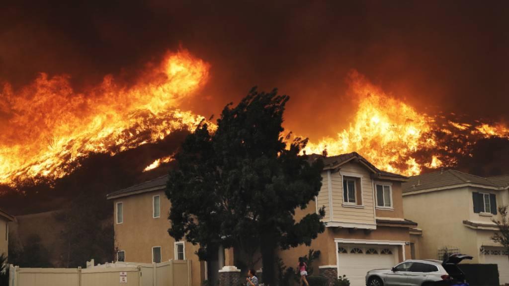 Fortschritte im Kampf gegen Brände