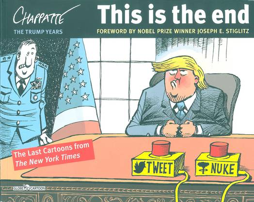 Das Buchcover von «The Last Cartoons from the New York Times»