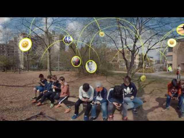 Soziale Netzwerke | 360° Video