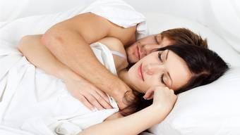 Qualität vor Quantität, so die Sex-Devise in Schweizer Schlafzimmern. (Symbolbild)