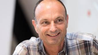 Marco Genoni, Gemeindepräsident von Suhr.