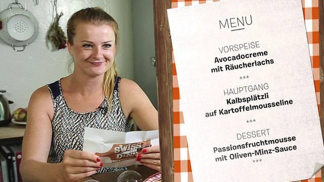 Heute kocht Katharina (29)