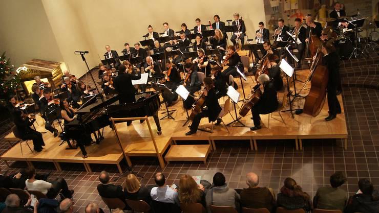 Jazzig beschwingt ins neue Jahr 2017 mit dem Collegium Musicum Urdorf