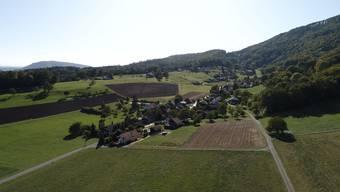 Der Lostorfer Weiler Mahren ist derzeit ein Funkloch für alle Swisscom-Nutzer. Das soll sich mit der geplanten Antenne an der Mahrenstrasse 130 ändern.
