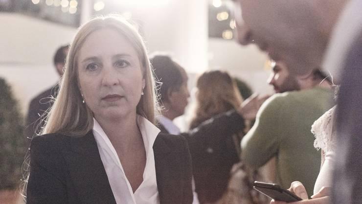 Katja Christ stimmte nicht auf Linie der Basler GLP-Mitglieder.