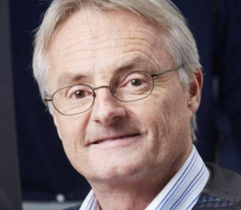 Klima-Experte Martin Grosjean.