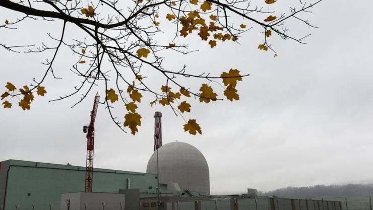 Das jüngst AKW der Schweiz, das Kernkraftwerk Leibstadt, müsste 2029 vom Netz gehen. Der Energiekonzern Alpiq hält 32,4 Prozent der Anteile.