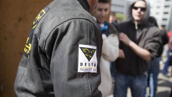 Private Sicherheitsfirmen sind immer öfters auch für Gemeinden im Einsatz. (Symbolbild)