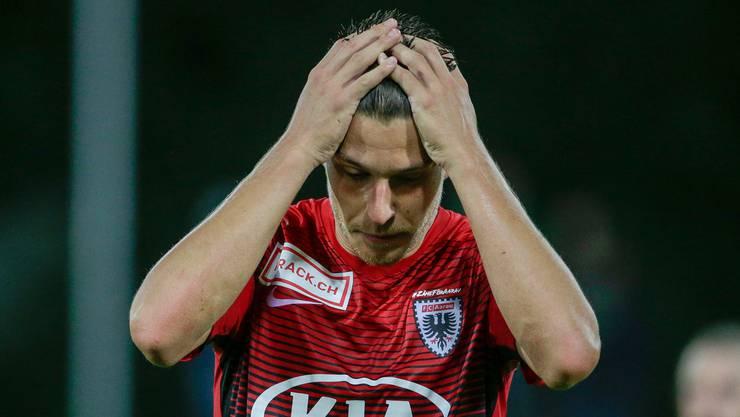 Die Misere des FC Aarau – der Saisonstart missriet total.