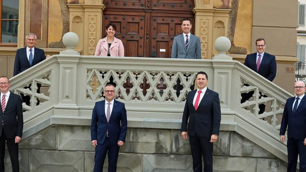 SVP-Sicherheitsdirektor übernimmt Baudepartement von CVP