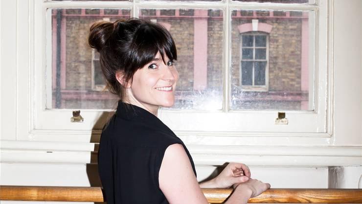 Seit 16 Jahren lebt/arbeitet Irène Wernli hauptsächlich in London.
