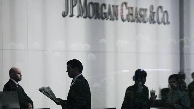 Trotz Erfolg baut JPMorgan - wie viele andere Banken auf der Welt - Arbeitsplätze ab
