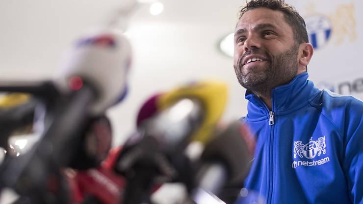FCZ-Trainer Uli Forte.