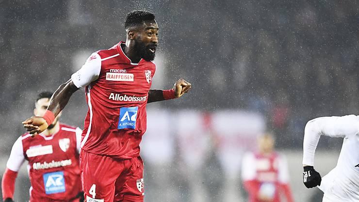 Johan Djourou wechselt wie Xavier Kouassi vom FC Sion zu Neuchâtel Xamax