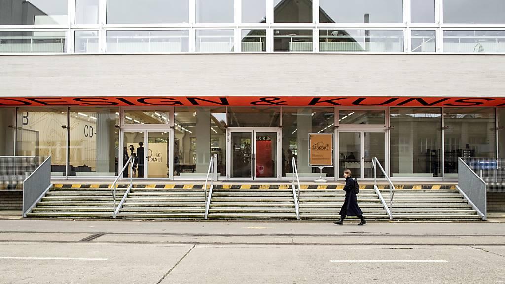 Bereits in der Viscosistadt angesiedelt ist das Departement Design und Kunst der Hochschule Luzern. Nun soll auch die Fachklasse Grafik da hin ziehen. (Archivbild)