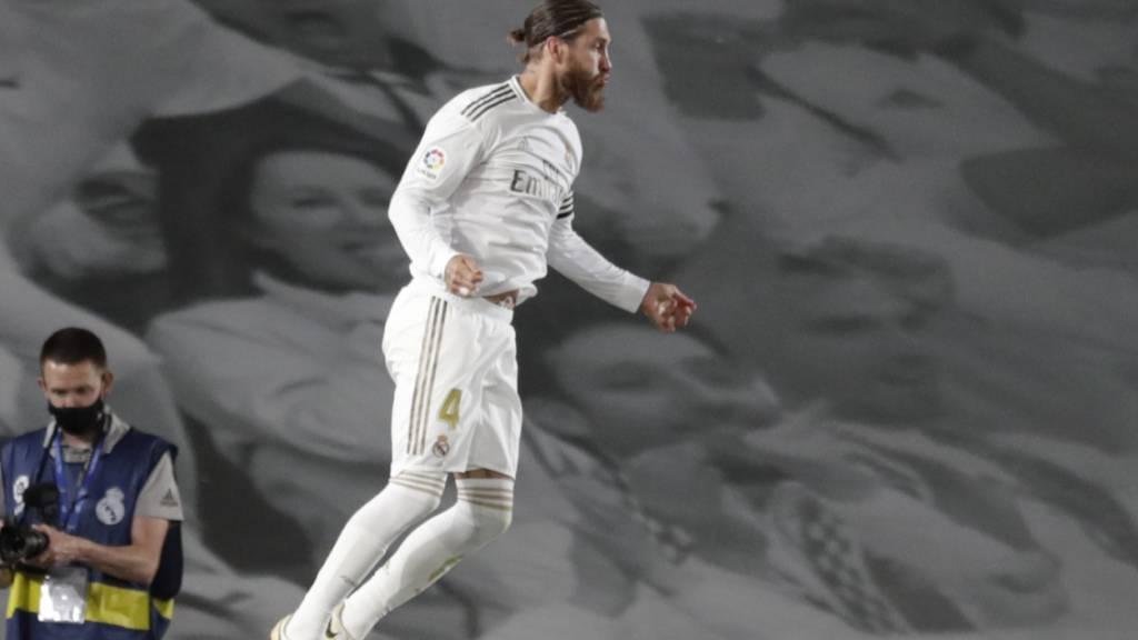 Real baut Reserve dank Ramos auf vier Punkte aus