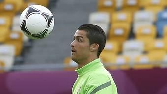 Cristiano Ronaldo will die Deutschen ärgern.