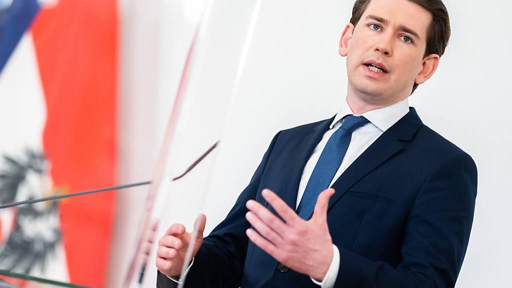 Österreich bereitet Öffnungen im Mai vor