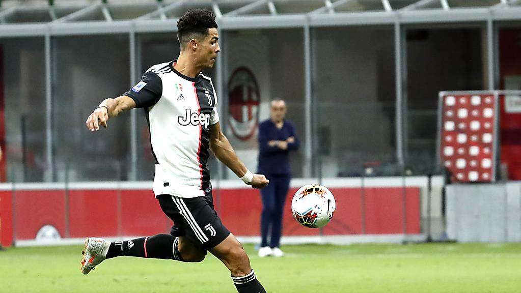 Cristiano Ronaldos 26. Ligatreffer verhilft Juventus nicht zum Sieg