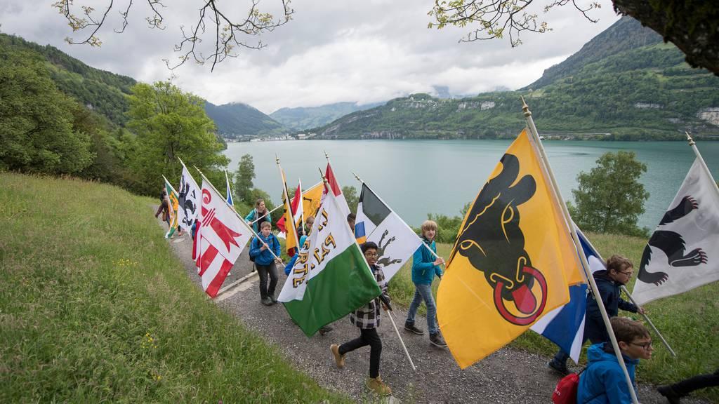 Uri und Schwyz betreiben künftig den «Weg der Schweiz»