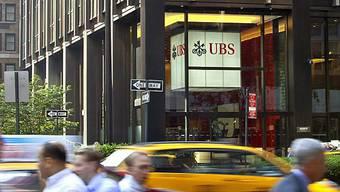 Sitz der UBS an der Park Avenue in New York City (Archiv)