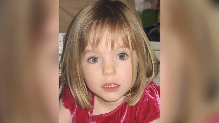 Die kleine Maddie verschwand spurlos - damals war sie 4 Jahre alt.