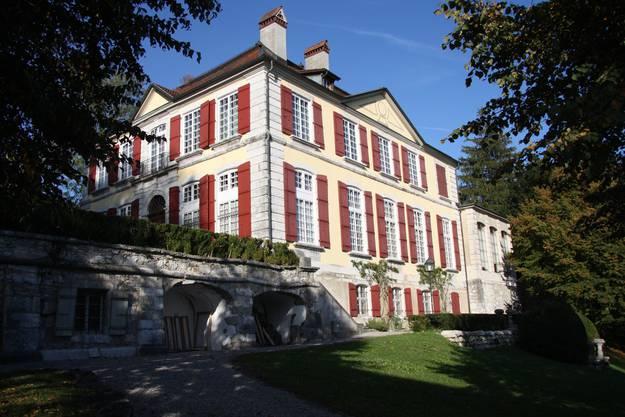 Das Schloss und Museum Blumenstein im Besitz der Stadt