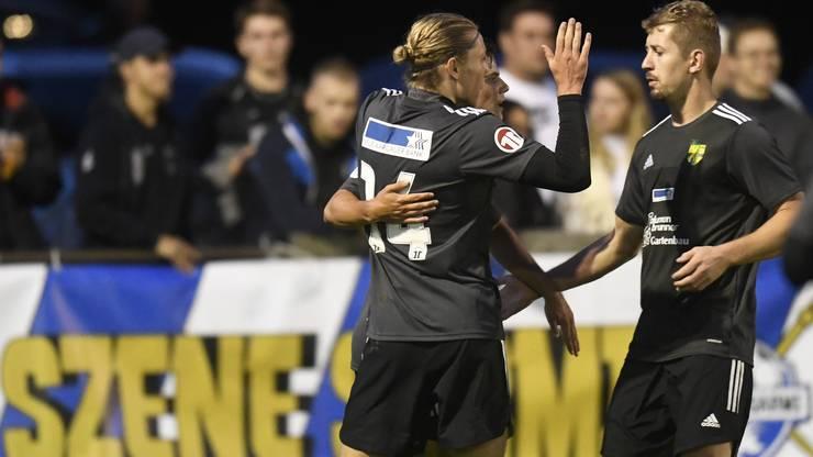 4 Siege und drei Unentschieden in 7 Partien: Der FC Mutschellen hat aktuell viel Grund zum Jubeln.
