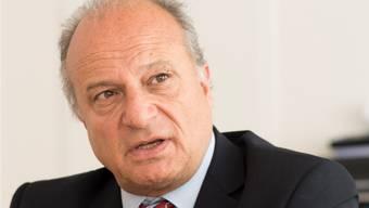Filippo Leutenegger ist Zürcher-FDP-Stadtrat, Ex-Nationalrat und ehemaliger «Arena»-Moderator. Spichale